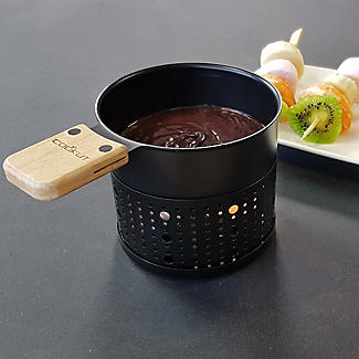 Chocolate Fondue Gift Set for Two alt image 5