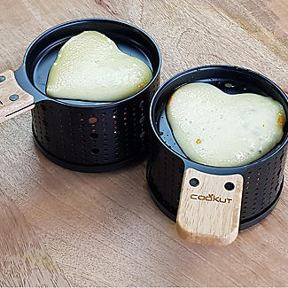Raclette Cheese Set for Two alt image 2