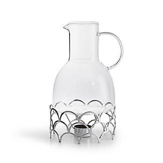 Brandy and Mulled Wine Warmer Gift Set 1.3L alt image 3