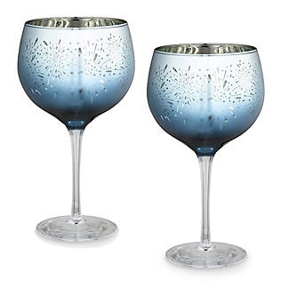 2 Aurora Gin Balloon Glasses - 700ml