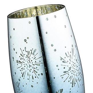 2 Aurora Champagne Flutes - 250ml alt image 3