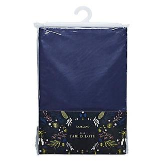 Lakeland Large Blue Tablecloth – 132 x 228cm