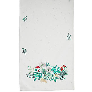 Lakeland Evergreen Traditional Christmas Table Runner alt image 4