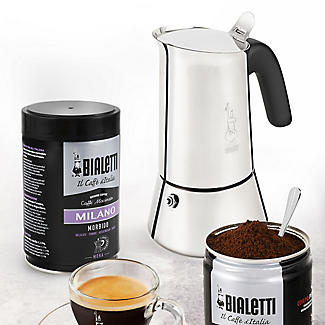 Bialetti Venus 4-Cup Induction Hob Stovetop Coffee Maker 230ml alt image 2