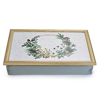Lakeland Evergreen Traditional Christmas Lap Tray