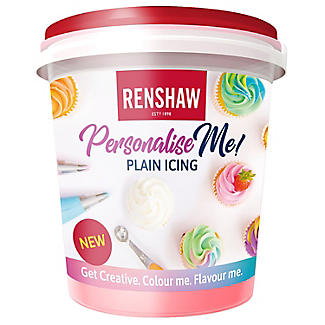 Renshaw Personalise Me Plain Frosting 400g
