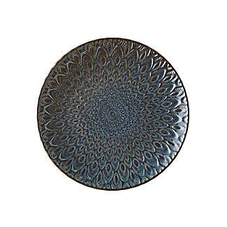 Lakeland Blue Patterned Side Plate 20.5cm Dia. alt image 4
