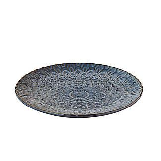Lakeland Blue Patterned Side Plate 20.5cm Dia. alt image 5