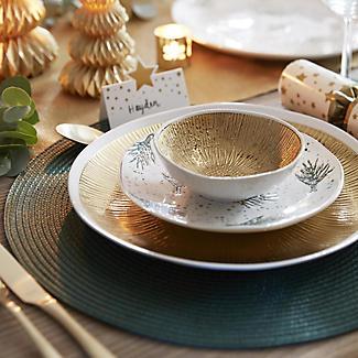 2 Lakeland Gold Textured Bowls alt image 2