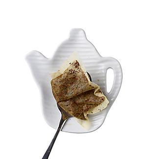 Lakeland White Porcelain Tea Bag Rest alt image 2