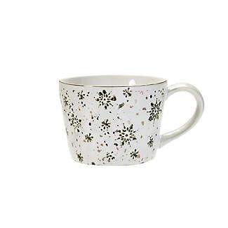Lakeland Christmas Snowflake Mug – 300ml