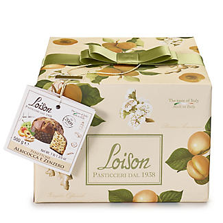 Loison Apricot and Ginger Panettone - 500g