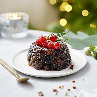 Lakeland Traditional Mini Christmas Pudding 100g alt image 2