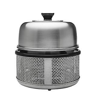 Cobb Premier Air Barbecue and Smoke Free Cobble Stones Bundle alt image 6