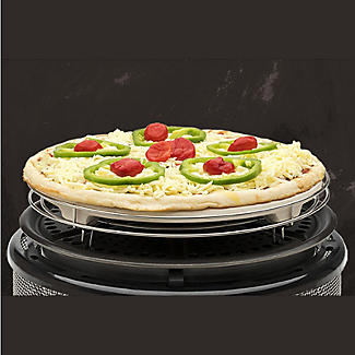Cobb Barbecue Cobble Stones with Cook Book and Pizza Stone Bundle alt image 3