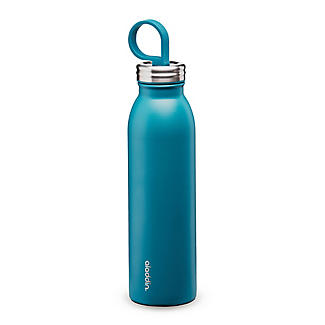 Aladdin Thermavac Stainless Steel Water Bottle Aqua Blue 550ml alt image 1