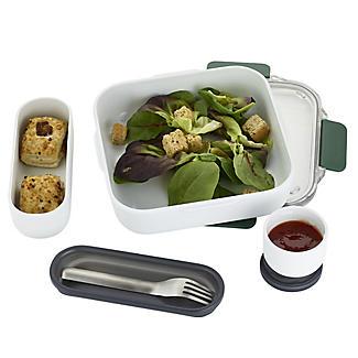 black+blum Leakproof Original Lunch Box 1L – Olive Green