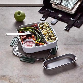 black+blum Leakproof Original Lunch Box 1L – Olive Green alt image 2