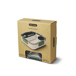 black+blum Leakproof Original Lunch Box 1L – Olive Green alt image 5