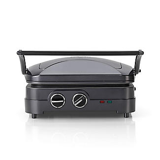 Cuisinart Griddle and Grill Midnight Grey GR47BU