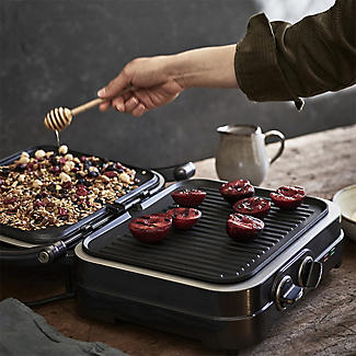 Cuisinart Griddle and Grill Midnight Grey GR47BU  alt image 5