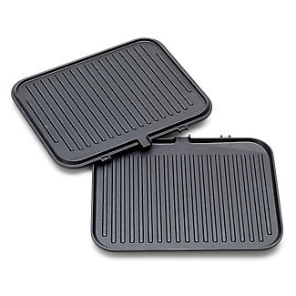 Cuisinart Griddle and Grill Midnight Grey GR47BU  alt image 8