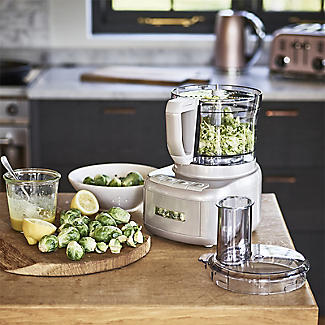 Cuisinart Easy Prep Pro Food Processor Frosted Pearl FP8SU alt image 2