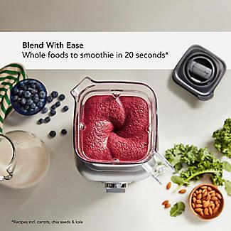 KitchenAid K400 Blender Cream 5KSB4026BAC alt image 3