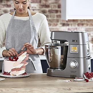 Kenwood Chef Titanium Patissier XL Stand Mixer KWL90.004SI alt image 2