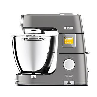 Kenwood Chef Titanium Patissier XL Stand Mixer KWL90.004SI alt image 4