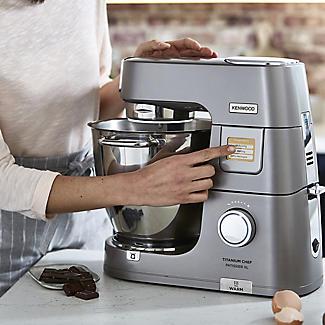 Kenwood Chef Titanium Patissier XL Stand Mixer KWL90.004SI alt image 5