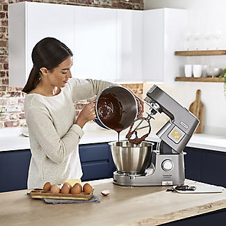 Kenwood Chef Titanium Patissier XL Stand Mixer KWL90.004SI alt image 6