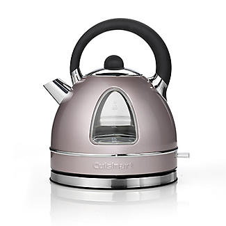 Cuisinart Traditional Dome Kettle Vintage Rose 1.7 Litre CTK17PU