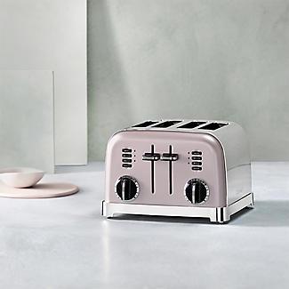 Cuisinart 4-Slice Toaster Vintage Rose CPT180PU alt image 3
