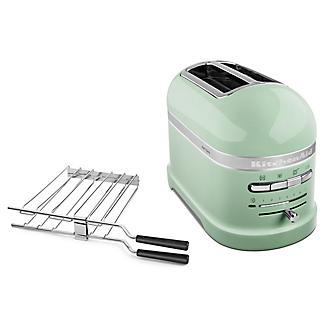 KitchenAid Artisan 2-Slice Toaster Pistachio 5KMT2204BPT alt image 2