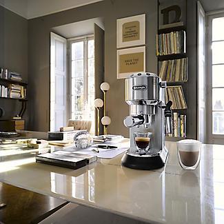 De'Longhi Dedica Coffee Machine Barista Bundle alt image 6