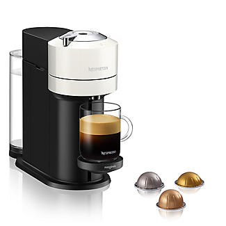 Nespresso Magimix Vertuo Next Coffee Machine White 11706