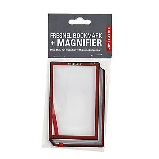 Kikkerland Bookmark Magnifier alt image 2