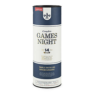Complete Games Night in Whisky Gift Box alt image 2