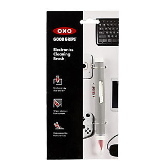 OXO Good Grips Double-Ended Electronics Cleaning Brush