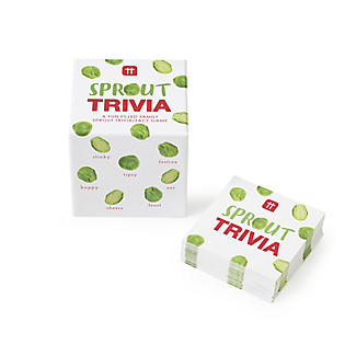 Talking Tables Sprout Trivia Game
