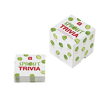 Talking Tables Sprout Trivia Game alt image 2