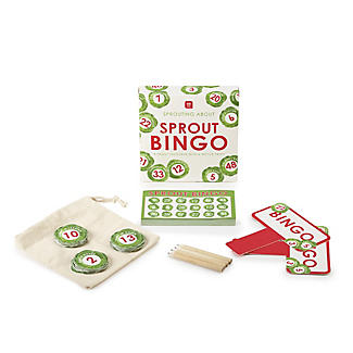 Talking Tables Sprout Bingo Game