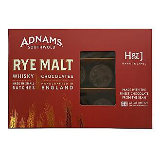 Harris & James Rye Malt Whisky Chocolates 180g alt image 2