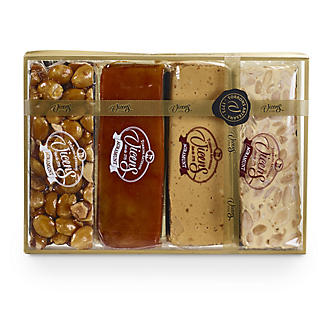 4 x 80g Bars of Torrons Vicens Nougat – Selection Pack