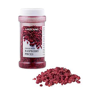 Lakeland Freeze-Dried Raspberry Pieces 12g