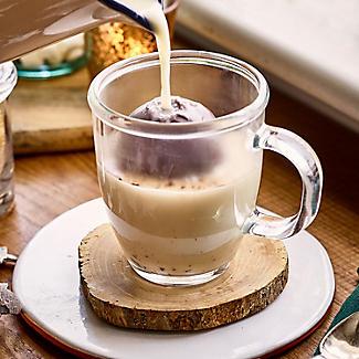 Dark Chocolate Vegan Hot Chocolate Melt 50g alt image 2