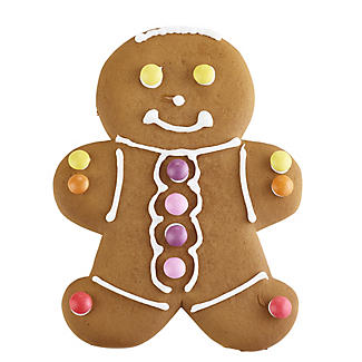 Decorate your Own Gingerbread Man Kit 180g alt image 2