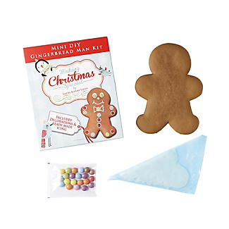 Decorate your Own Gingerbread Man Kit 180g alt image 3