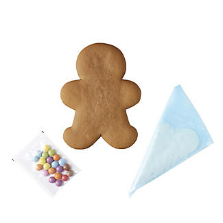 Decorate your Own Gingerbread Man Kit 180g alt image 4